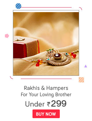 Rakhis & Hampers for your loving brother