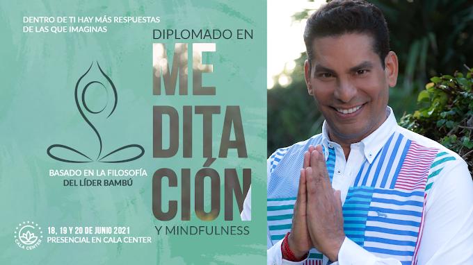 Regresa el Diplomado en Meditación de Ismael Cala