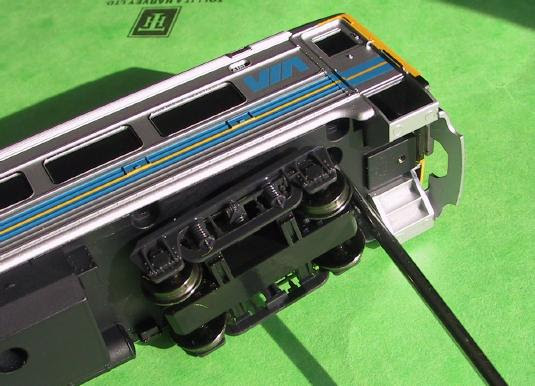 Installing DCC in the Proto 1000 HO Scale RDC | News & Resources