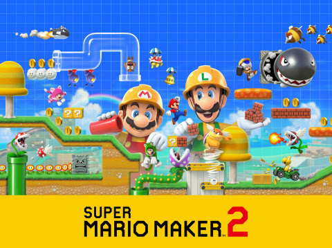 In this new game, players can create the Super Mario courses of their dreams, with access to even mo ...