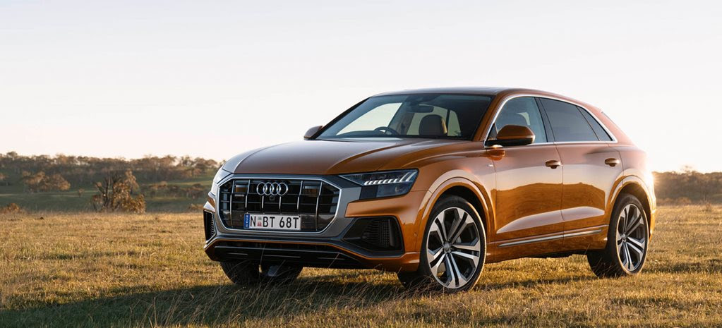 2019 Audi Q8 55 TFSI quattro review
