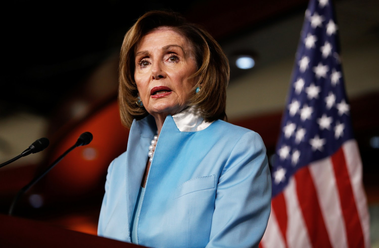 Why are several top Democrats suddenly turning on Nancy Pelosi?