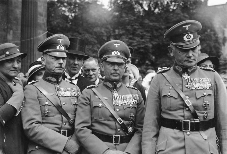 A German commander's assessment of the D-Day invasion