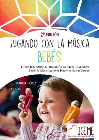 instituto gordon de educacion musical espana igeme  Certificación de Profesor/a de Educación Musical Temprana de IGEME Curso 2019  2020