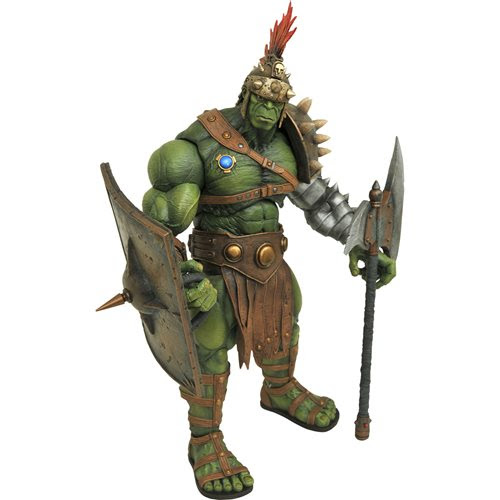 Image of Marvel Select Planet Hulk Action Figure - JANUARY 2021