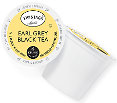 Twinings Earl Grey Keurig Kcups tea