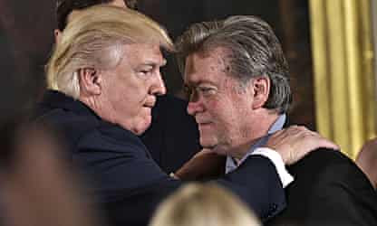 Steve Bannon believed Trump had early stage dementia, TV producer claims