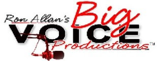 BIG VOICE Productions logo