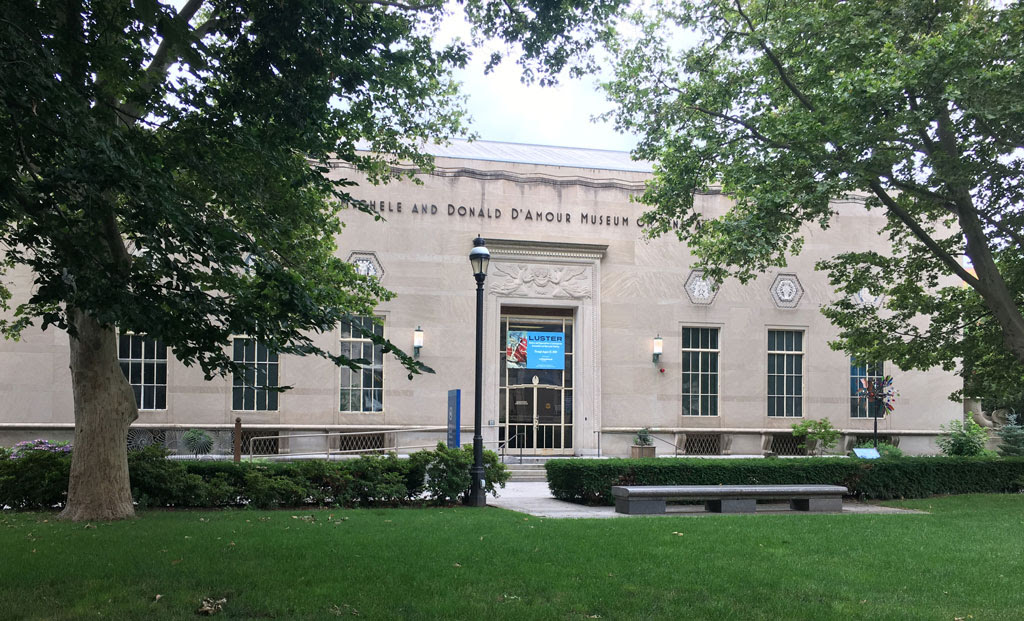 The Michele and Donald D'Amour Museum of Fine Arts at The Springfield Museum