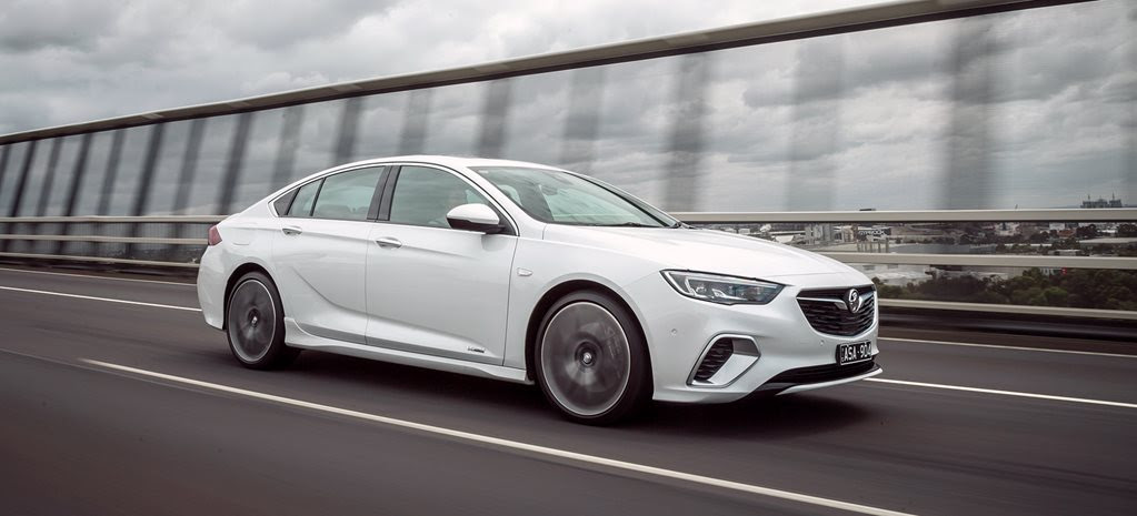 BREAKING: Holden Commodore dropped