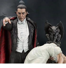 Bela Lugosi as Dracula Limited Edition Statue