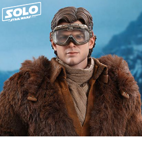 HAN SOLO 1/6TH SCALE COLLECTIBLE FIGURE