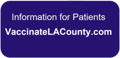 Vaccinate LA County
