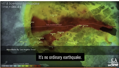 California Geologists Warn of Mega-Quake: 'The Big One Is Going to Happen' (Video)