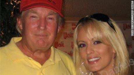 Hearing set in Stormy Daniels' lawsuit against Trump - CNNPolitics