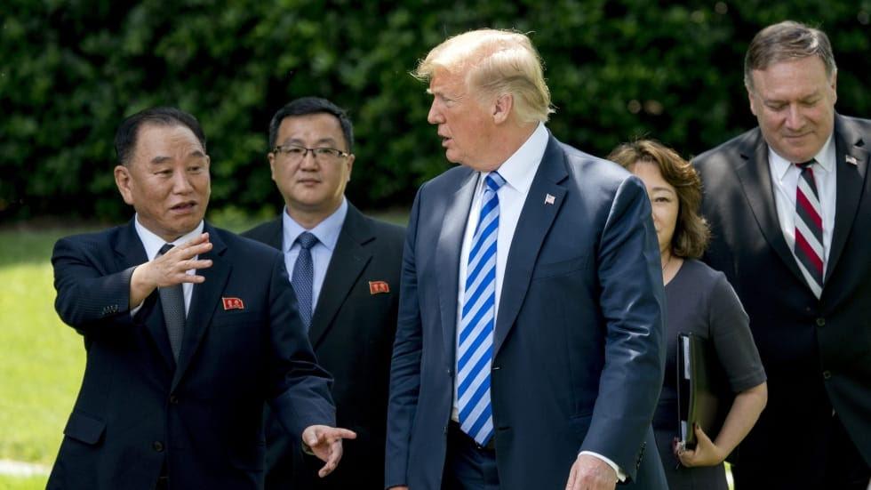 Đặc sứ Bắc Hàn tới Mỹ, dọn đường cho thượng đỉnh Trump-Kim lần 2