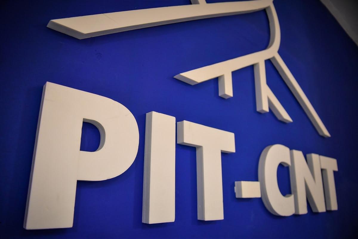 Cadena: Mensaje del PIT-CNT