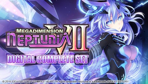 Megadimension Neptunia VII Digital Complete Set