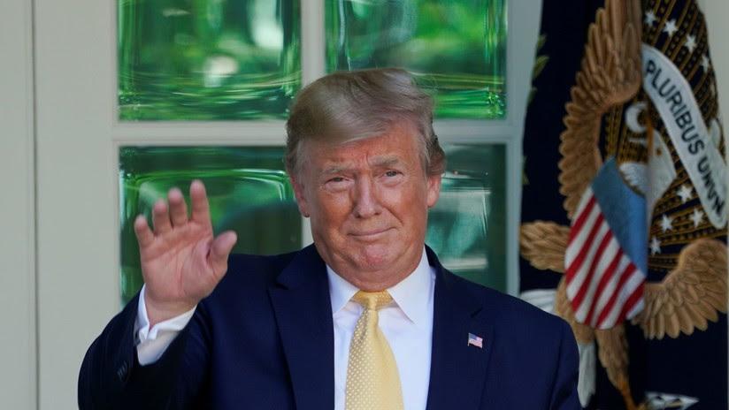 """Trump advierte que si no gana en 2020, EE.UU. sufrirá """"un desplome del mercado como no se ha visto"""""""