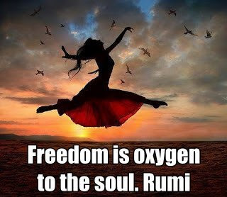 freedom of soul