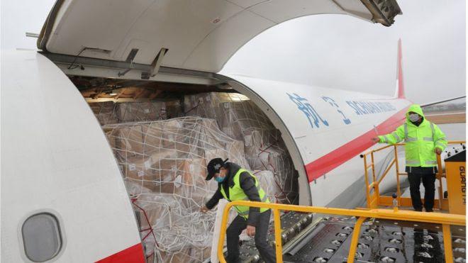 Aviao de carga
