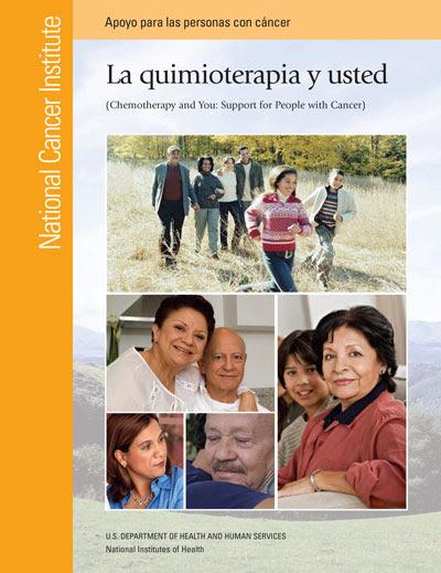 La quimioterapia y usted: Apoyo para las personas con cáncer