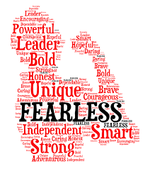 Fearless by Moanne Joseph
