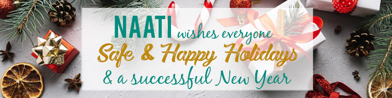 NAATI wishes everyone safe and happy holidays and every success in 2019