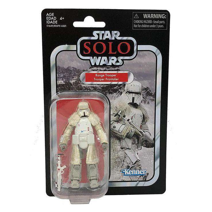 Star Wars The Vintage Collection Range Trooper 3.75