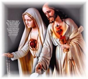 Modlitwa do NajÅ›wiÄ™tszych Serc Jezusa i Maryi | Vox Domini