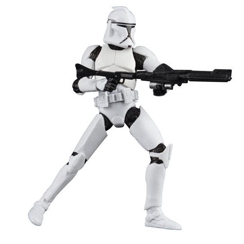 "Image of Star Wars The Vintage Collection Wave 3 (ROS) - Clone Trooper 3.75"" Action Figure"