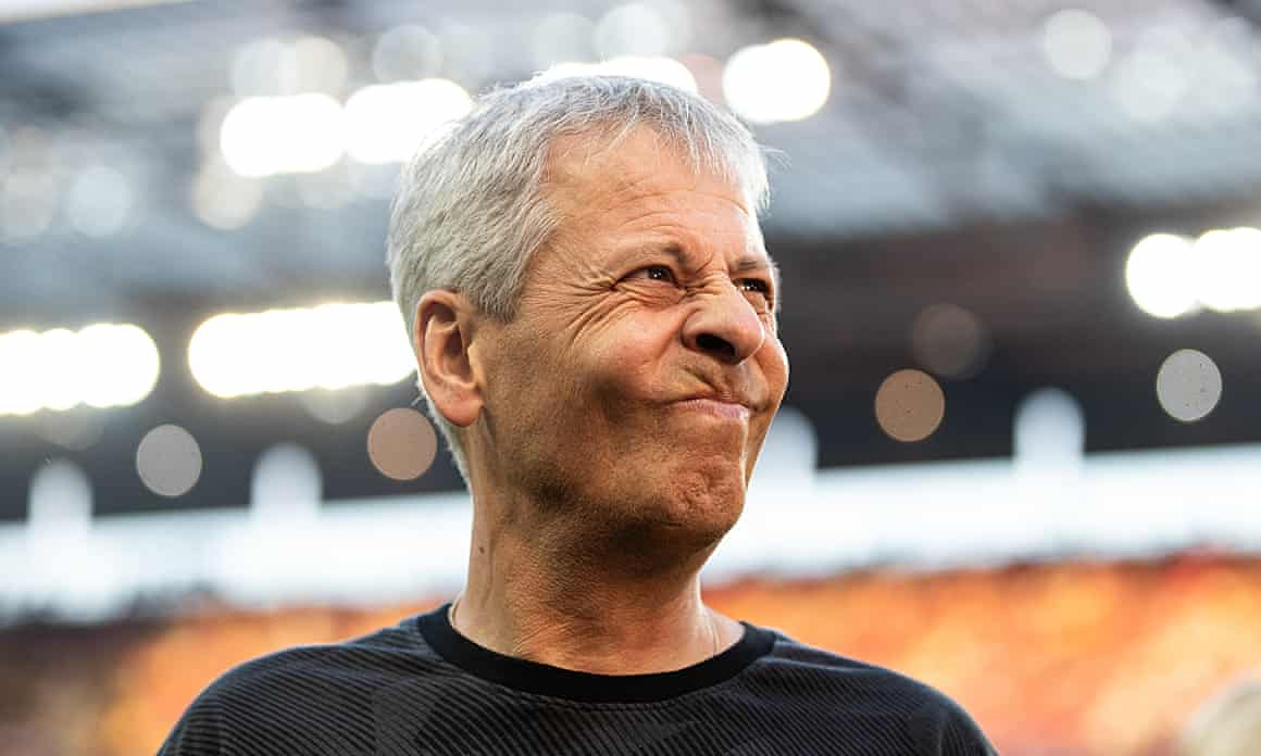 Lucien Favre: thanks, but no thanks.