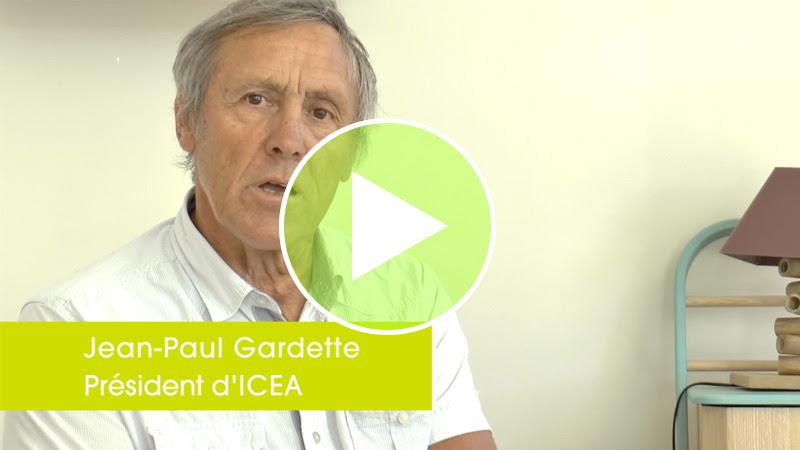 Entretien avec Jean-Paul Gardette, président de la coopérative d'énergie renouvelable ICEA EnR