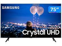 Smart TV Crystal UHD 4K LED 75? Samsung