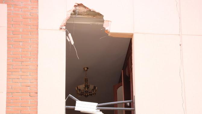 Va venir com una bola de foc: així van viure els veïns l'explosió a la petroquímica