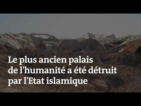 Nap videója: Az Iszlám Állam lerombolta a világ legrégibb palotáját