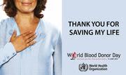 Worldblooddonorday