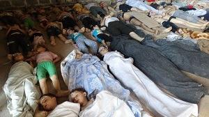 Efectos de la guerra en Siria una catástrofe qye no ermina