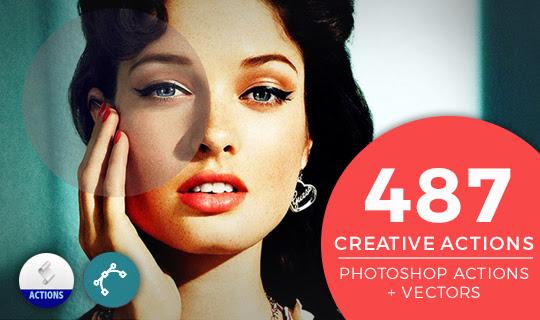 487-creative-photoshop-actions