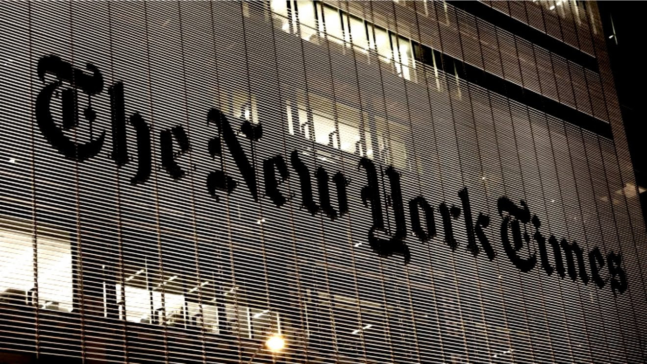 RFKjr - New York Times Declines My Rebuttal to Defamatory Op-Ed on COVID Vaccines Nyt-1320x743