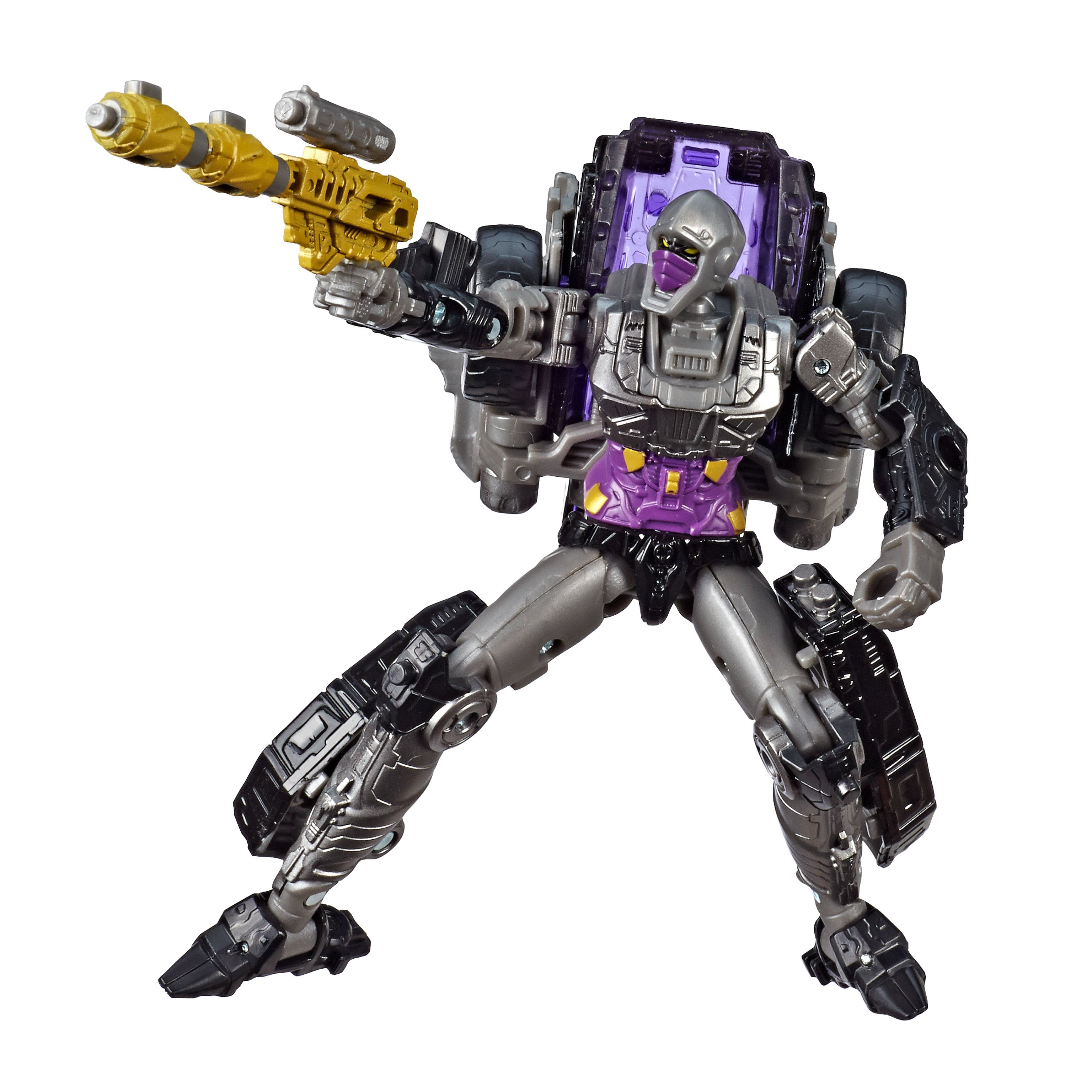Image of Transformers Generations Selects War for Cybertron Deluxe WFC-GS07 Nightbird Exclusive