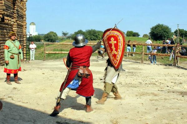 Історичний фестиваль Русь пересопницька