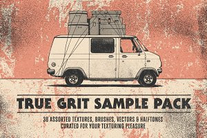 TRUE GRIT SAMPLER