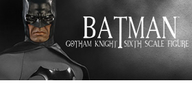 BATMAN 1/6 SCALE GOTHAM KNIGHT FIGURE