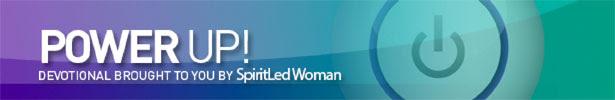 SpiritLed Woman PowerUp!