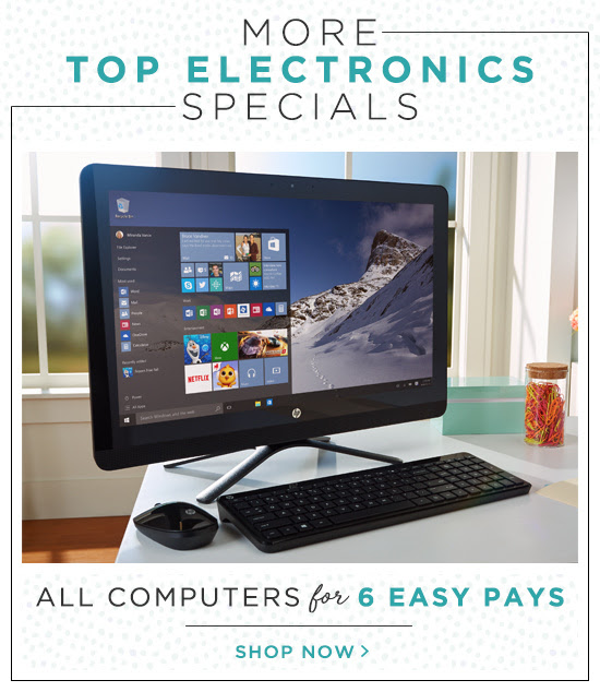 All Computers for 6 Easy Pays