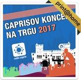 CAPRISOV KONCERT - PLAVI ORKESTAR & ŠANK ROCK
