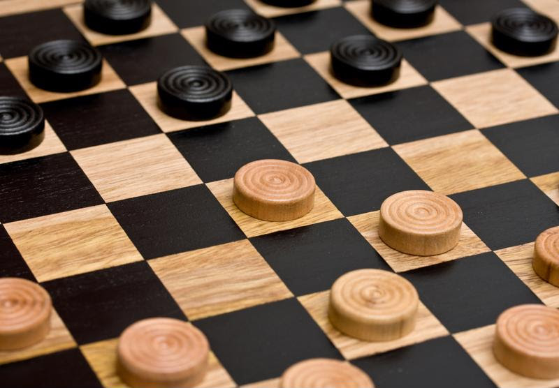 Checkers is a great game that just about everyone knows how to play.