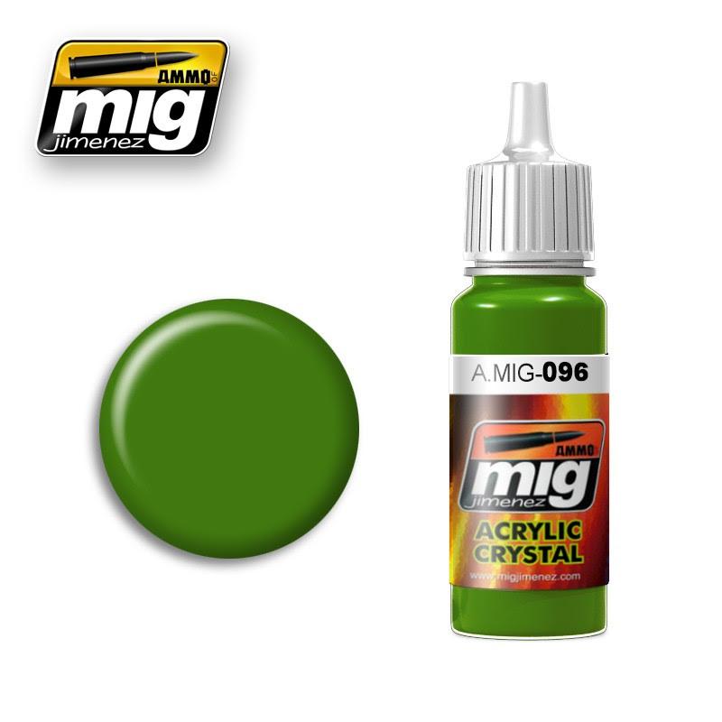 A.MIG-096 CRYSTAL PERISCOPE GREEN