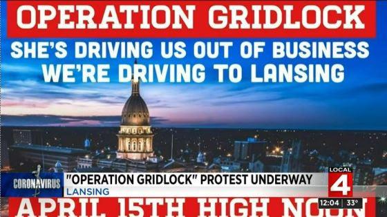 operation gridlock